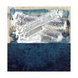 Blue Wash Giclee Print by Kari Taylor