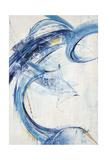 Blue Sweep Giclée-Druck von Farrell Douglass