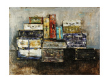 Baggage Claim Giclee Print by Alexys Henry