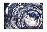 Dark Waves Giclée-Druck von Kari Taylor