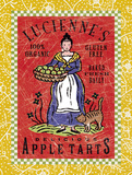 Lucienne's Apple Tarts Posters by McCollum Sudi