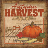 Nostalgic Harvest II Poster by Williams Todd