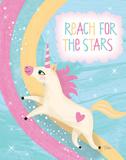 Unicorn III Prints by Teresa Woo