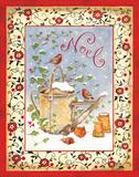 Noel Print by Gwendolyn Babbitt