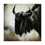 Wild Beast Giclee Print by Sydney Edmunds