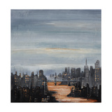 River City I Giclee Print by Farrell Douglass