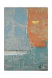 Uplift Seafoam Giclee Print by Tyson Estes