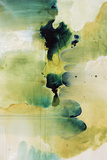 Green Lemonade Giclee Print by Kari Taylor