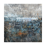 Shades of Blue II Giclee Print by Alexys Henry
