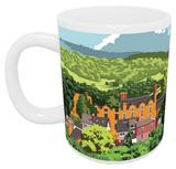 Hay Castle, Herefordshire Mug - Mug