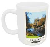 The River Cam, Cambridge Mug - Mug