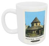 The Round Church, Cambridge Mug - Mug