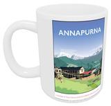 Annapurna Massif, Nepal Mug Mug