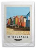 Whitstable, Kent Tea Towel Novelty