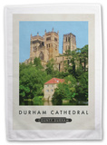 Durham Cathedral Tea Towel Novelty