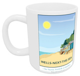 Wells-Next-The-Sea, Norfolk Mug Mug