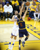 2016 NBA Finals - Game Two Photo by Joe Murphy