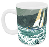 Corryvreckan, Isle of Jura Mug - Mug