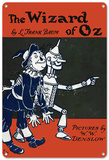 The Wizard of Oz - The Wizard of Oz Cover Blikskilt
