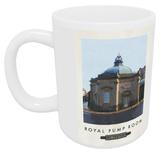 Harrogate Pump Room, Yorkshire Mug - Mug