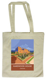 Harewood House, Yorkshire Tote Bag Tote Bag