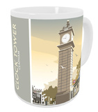 Clock Tower in Clapham, South London Mug Mug