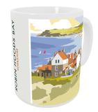 Robin Hoods Bay, Yorkshire Mug Mug