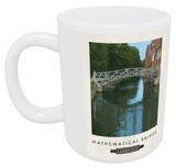 Mathematical Bridge, Cambridge Mug - Mug