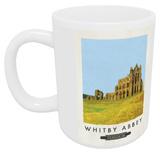 Whitby Abbey, Yorkshire Mug - Mug