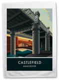 Castlefield Tea Towel Novelty