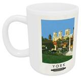 York, Yorkshire Mug - Mug