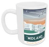 The Midland Hotel, Morecambe Mug Mug