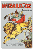 The Wizard of Oz - The Wizard of Oz Picutre Book Blechschild