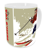 Val D'isere, France Mug Mug