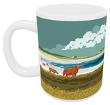 The Isle of Tiree, Scotland Mug Mug