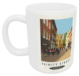 Trinity Street, Cambridge Mug - Mug