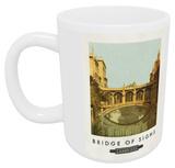 The Bridge of Sighs, Cambridge Mug - Mug