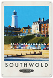 Southwold, Suffolk Tin Sign