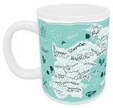 Middlesex Typography Mug Mug
