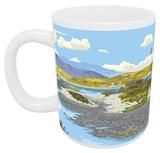 Loch Tarbert, Isle of Jura Mug Krus