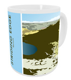 Striding Edge, Helvellyn Mug Mug
