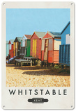 Whitstable, Kent Tin Sign