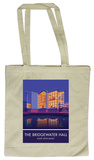 The Bridgewater Hall, Manchester Tote Bag Tote Bag