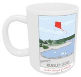 Ruislip Lido Mug Mug