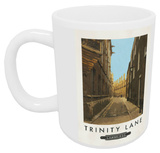 Trinity Lane, Cambridge Mug - Mug