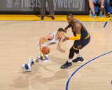 2016 NBA Finals - Game Two Foto af Noah Graham