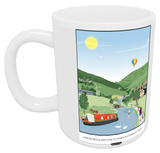 Bedford and Milton Keynes Waterways Mug Krus