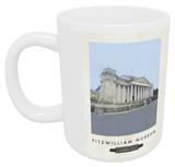 Fitzwilliam Museum, Cambridge Mug - Mug