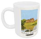 Ripley Castle, Yorkshire Mug - Mug