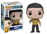 Star Trek: Beyond - Sulu Duty Uniform POP Figure Toy